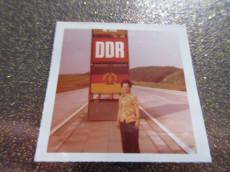Al Confine.  Autostrada per la DDR
