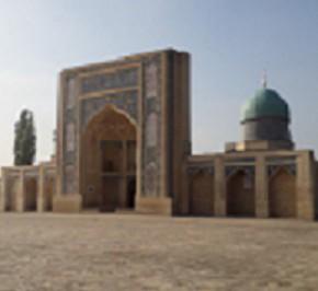 La Moschea di Tashkent