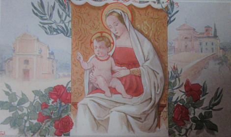 Feste della Madonna delle Grazie 9-10 settembre 1928 - Dalla collezione di Filippo Briccoli